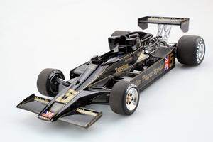 Fenix 1:10 Lotus 78 body clear  for Tamiya F104 F103